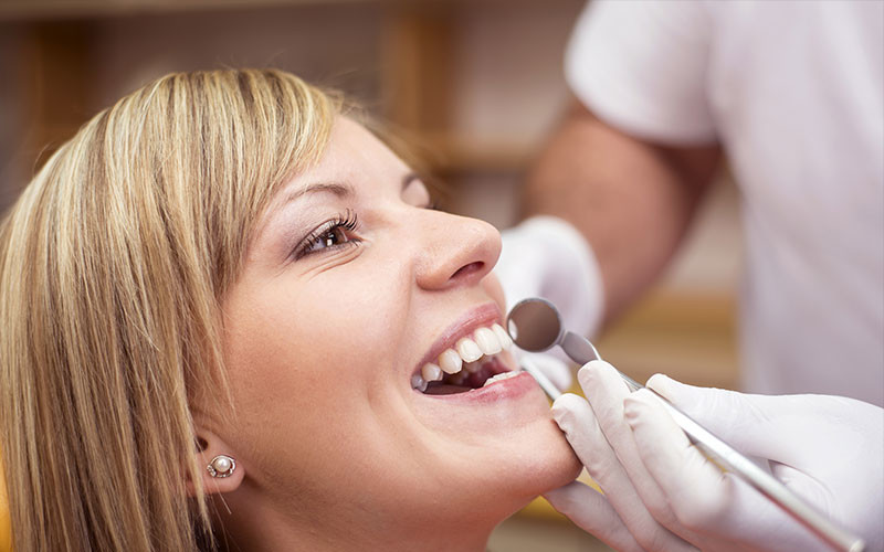 Dental Conditions with Jaw Posture Issues