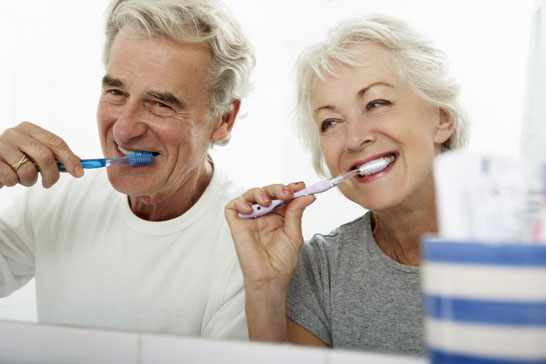 Baby Boomers: Brush Up On Your Daily Dental Routine