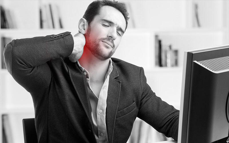 5 Easy Steps to Relieve Neck Pain