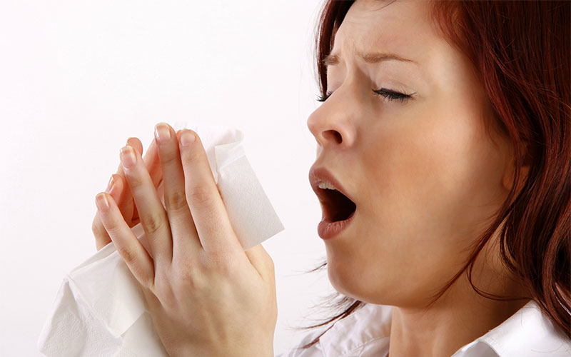 What causes allergies and how can you treat them?