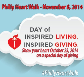 Philadelphia Surgeon to Participate in 2014 Philadelphia Heart Walk