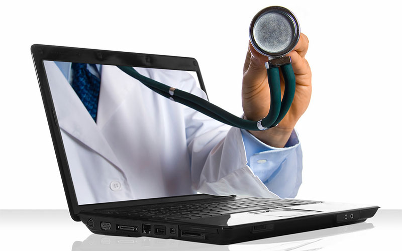 Why healthcare professionals should use internet for promotion