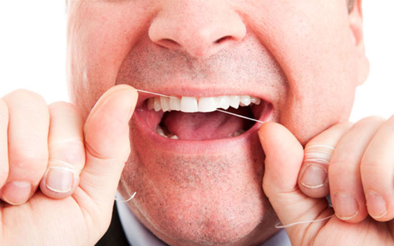 A Unique Way To Get In The Habit of Flossing