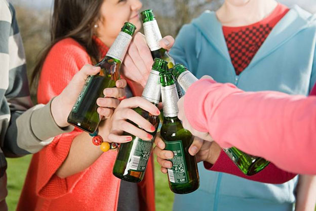 The Dangers of Alcoholism in Teens